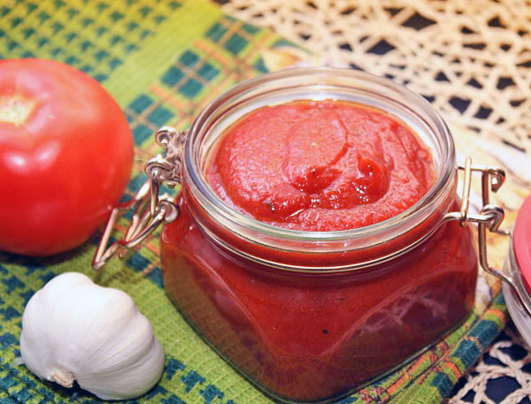 Как в домашних условиях приготовить кетчуп